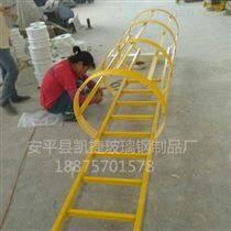 化工廠電廠玻璃鋼爬梯