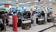 南陽服裝超市防盜報警器集成防盜門禁系統