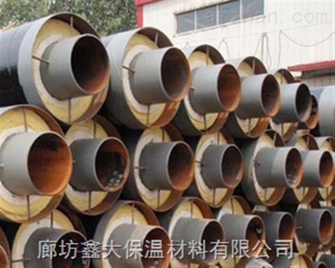 聚氨酯无缝保温管生产供应