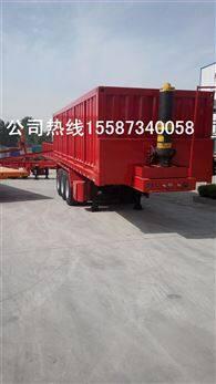 二桥框架装载小汽车运输挂车规定参数