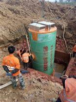 不锈钢 全地埋式一体化泵站 生产厂家