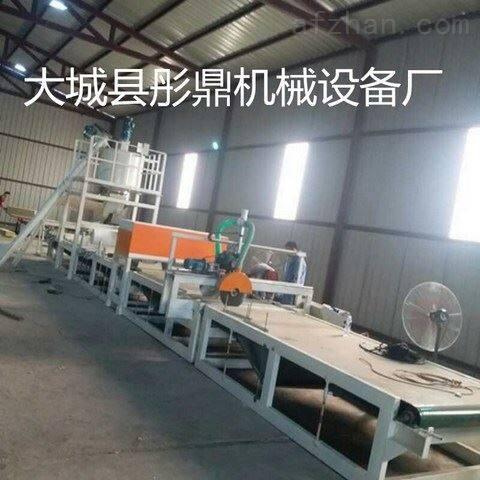 岩棉保温板/岩棉砂浆复合板设备报价信息