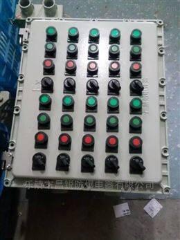 防爆控制箱 防爆按钮箱 防爆仪表箱