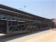 河南900地埋排水管哪有卖,钢带加强型排污管
