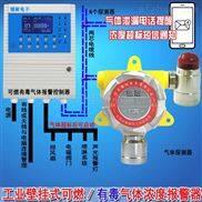 调漆房油漆稀料气体报警仪,煤气泄漏报警器输出什么信号啊?