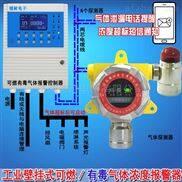 工业罐区乙烯气体报警器,可燃气体探测器的报警点设置为多少合适