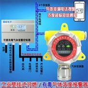 壁挂式氟化氢浓度报警器,煤气报警器报警后一直响怎么处理