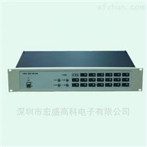 廠供GB9231/B廣播分區器/消防應急廣播系統