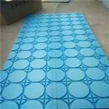 挤塑地暖保温板(地暖模块)