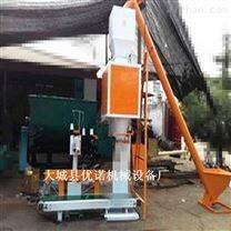 天津立式粮食颗粒灌包机在线视频