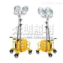 輕便發電照明燈 2×250W金鹵燈 QF280工作燈