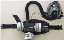 腰間送風呼吸器原理