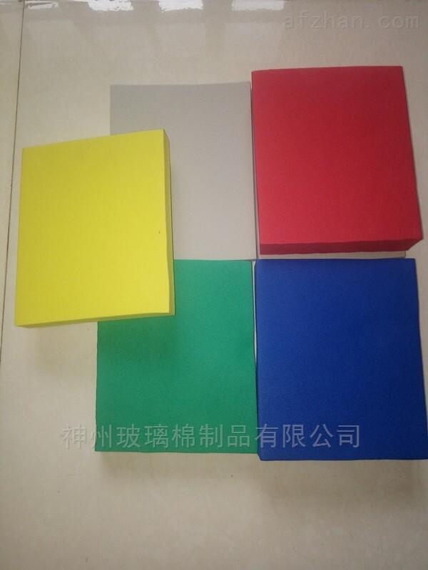 专业定做彩色橡塑海绵板B2级