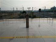 高铁站台防旅客穿越报警系统,人员越线报警