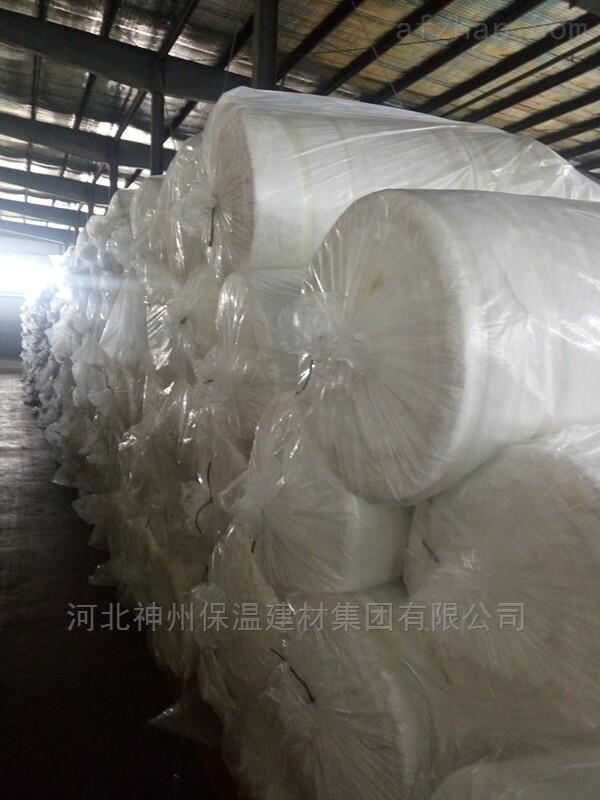 厂家直销无甲醛白色玻璃丝棉价格