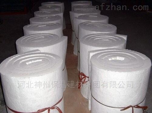 优质硅酸铝针刺保温毯毡价格