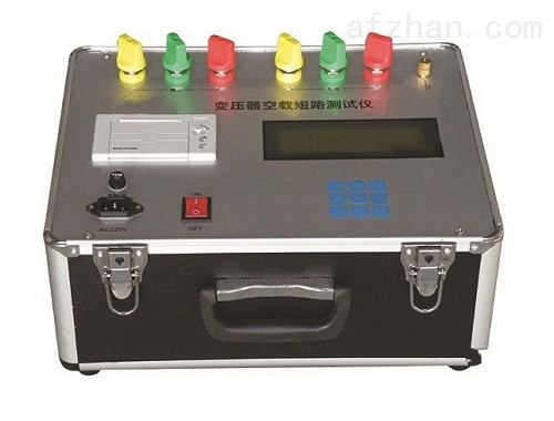 变压器空载短路测试仪型号