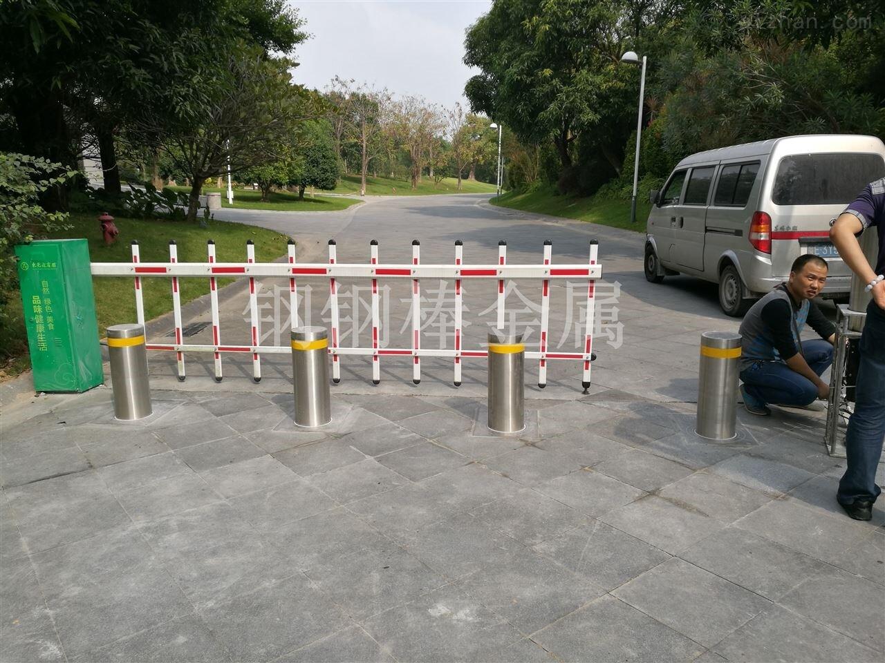 重庆自动升降路桩厂家