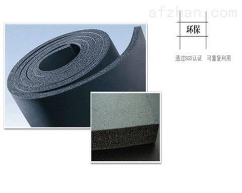 滁州市橡塑保温板生产厂家