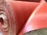 硅胶布,硅橡胶防火布
