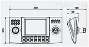 输入高清车载摄像机控制键盘