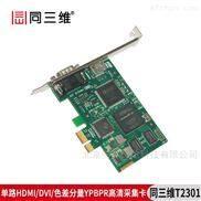 同三維T2301 一路高清HDMI音視頻采集卡