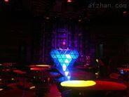濉溪县酒吧弧形LED异形DJ屏/LED电子显示屏