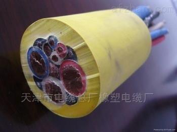 MYPTJ10KV3*70+3*25/3+7*4矿用监视型电缆