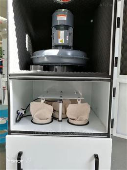 直销3.7KW抛光铁锈吸尘器 打磨铁锈集尘器