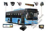 车载视频监控主机|4路车载SD卡录像机