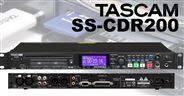 代理TASCAM 泰斯康姆SS-CDR200立體聲錄音機