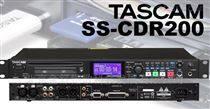 代理TASCAM 泰斯康姆SS-CDR200立体声录音机