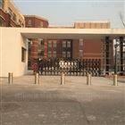 DB学校全自动升降式硬质隔离防冲撞柱厂家