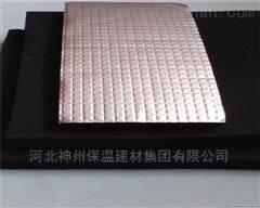 B2级50mm厚铝箔橡塑保温板价格