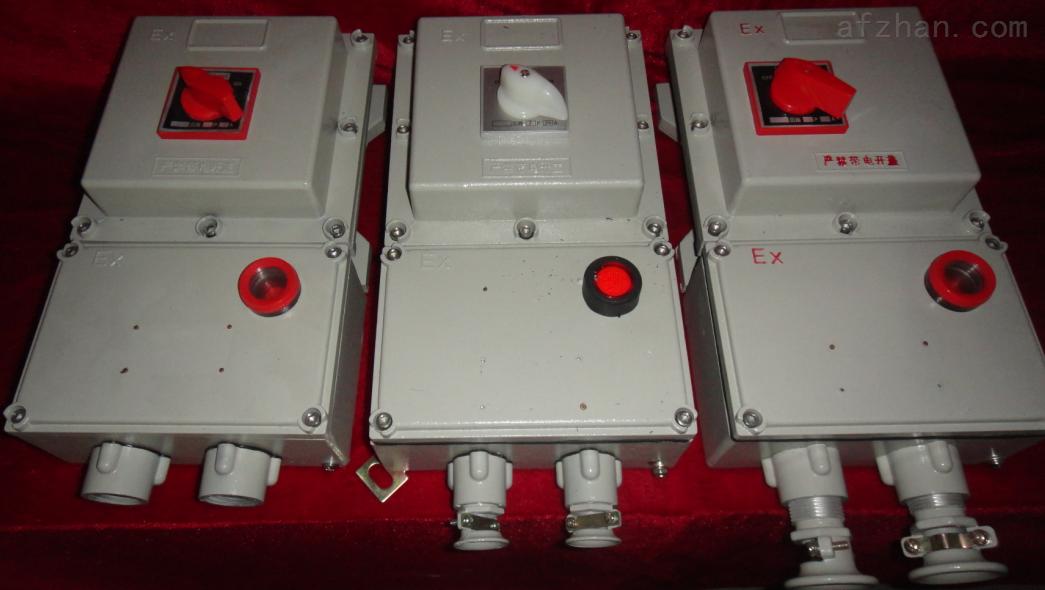 63A防爆漏电断路器开关箱