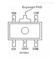 LED灯串1.5A恒流驱动IC