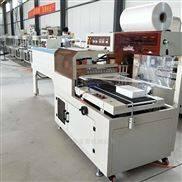 450灯罩自动套膜包装机Pof膜热缩机