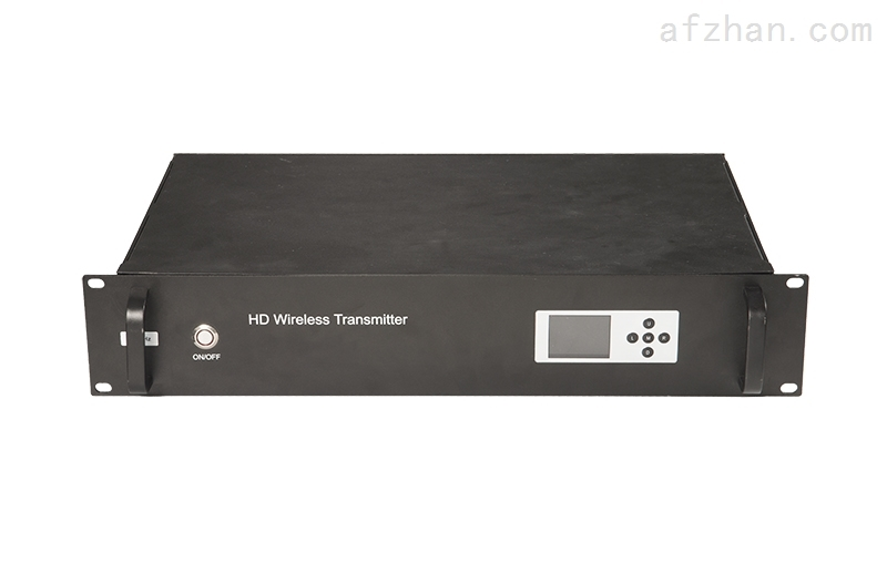 车载无线传输, COFDM无线图像传输