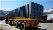 平板半挂车系列尺寸有9.1米9.5米今年价格
