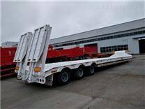 50吨载重托板车 高低高低平板运输车厂家