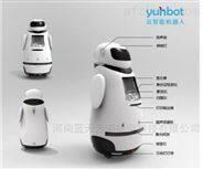 智能安防巡检机器人
