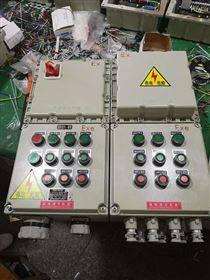 BXM51外形尺寸:500*500*300防爆配电箱
