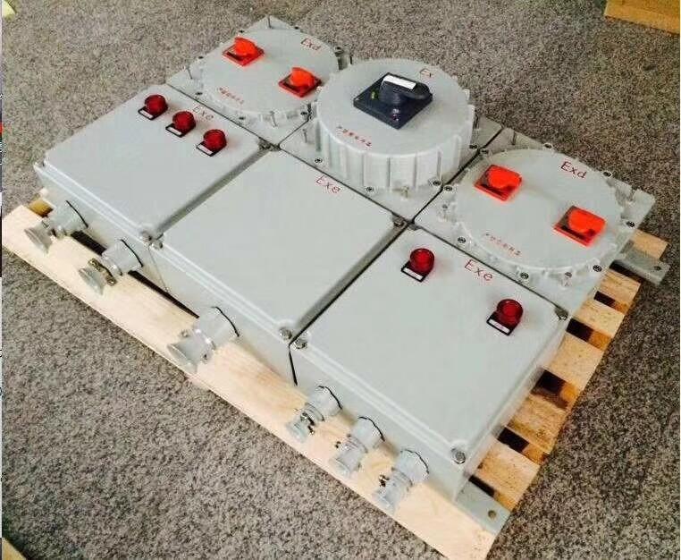 BXMD69防爆铸铝配电箱