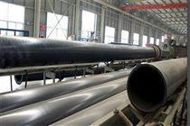 国润耐腐蚀超高分子矿浆管道安装