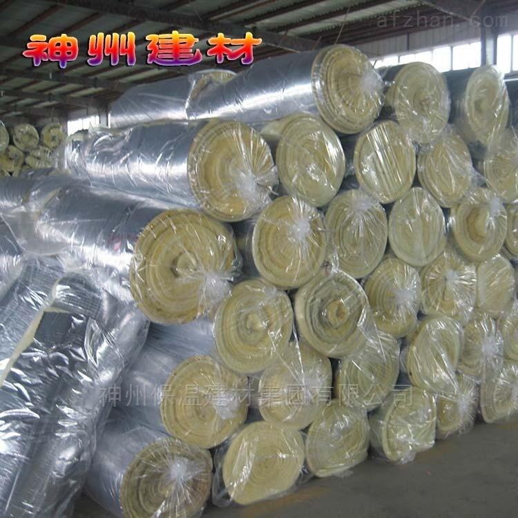 张家口压缩玻璃棉毡75mm厚16kg一平米价格