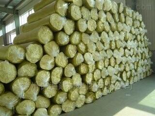 网格铝箔保温毡 100mm厚16kg压缩保温棉价格