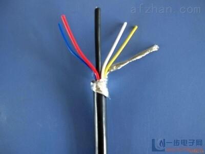 屏蔽控制电缆KVVRP 14X0.5