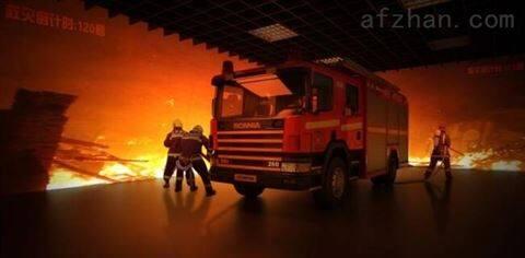 消防车出警操作体验