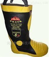 消防員滅火防護靴圖片