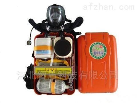 隔绝式氧气呼吸器专卖